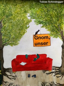 Gnom, unser - Cover des eBooks