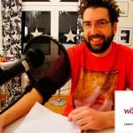 """Tobias Schindegger - Lesung """"Gnom, unser"""" im Café Bender in Gotha"""